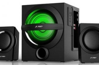 F&D best home theater  With Bluetooth (2.1,5.1)